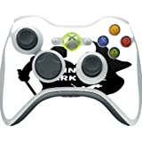 > > > Decal Sticker < < < Join The Dark Side Quote Vader Silhouette Design Print Image Xbox 360 Wireless Controller...