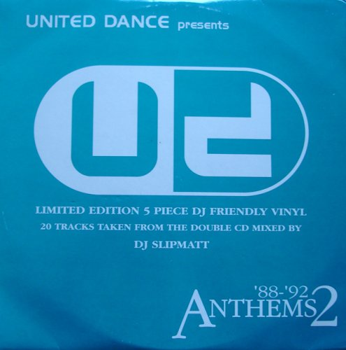 Various Artists - Anthems Vol.2 1988-1992 (Mixed By Slipmatt) [UK] - Zortam Music