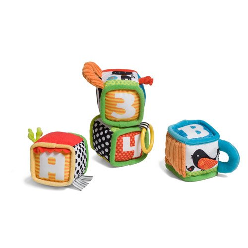 Infantino Discovery & Play Soft Blocks - 1
