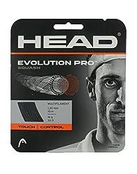 Head Evolution Pro Squash Strings 1,30mm