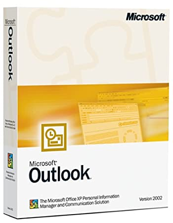 Microsoft Outlook 2002 [Old Version]