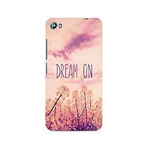 Ebby Dream On Premium Printed Case For Micromax Canvas Fire 4 A107