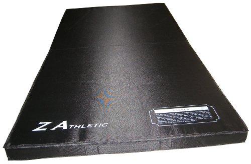 Z-Athletic Sit-Up / Exercise Mat (Black) front-105803