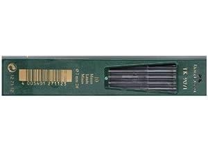 Faber-Castell 127112 - 10 Fallminen TK 9071, Minenstärke: 2,0 mm, Härtegrad: 2H