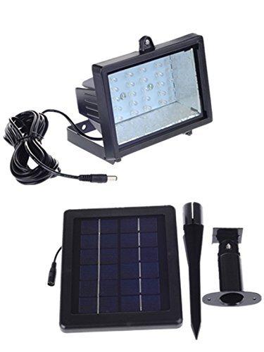 Brothersszz-30-LED-Lithium-Battery-Solar-Lightingautomatically-Activates-From-Dusk-to-Dawnsunforce-30-LED-Solar-Motion-Light-Solar-Powered-LED-Landscape-Lighting