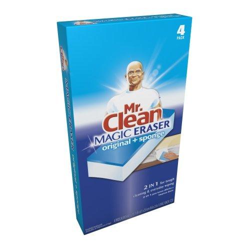 mr clean duo magic eraser 4 count refrigerator water filter. Black Bedroom Furniture Sets. Home Design Ideas