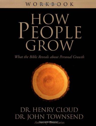 How People Grow Workbook310245869