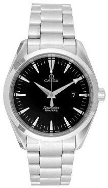 Omega Men's 2517.50.00 Seamaster Aqua Terra Quartz Watch