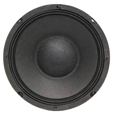 Seismic Audio Jolt-6 6-Inch Bass Guitar Raw Pro Audio Replacement Woofer/Speaker Driver