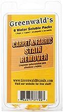 Greenwald39s Carpet Upholstery amp Fabric Stain Remover - Easy Refills Make 6 32-oz Spray Bottles -