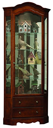 Phoebe Curio Cabinet
