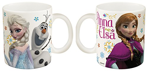 Disney Frozen Anna & Elsa Two Mug Set
