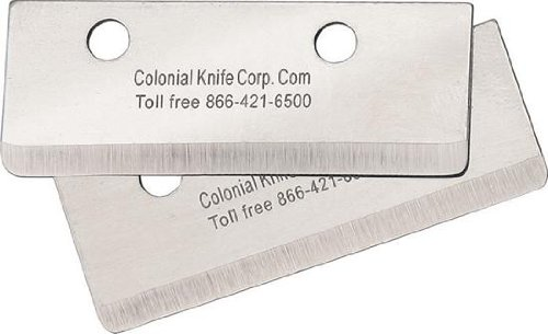 Colonial Knife 4326 Dzus Key Rescue Tool Replacement Blade 2-Pack