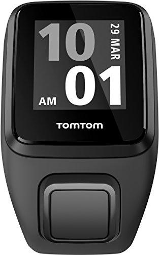 TomTom-Runner-3-Cardio-GPS-Sportuhr-Eingebauter-Herzfrequenzmesser-Routenfunktion-Multisport-Modus-247-Aktivitts-Tracking