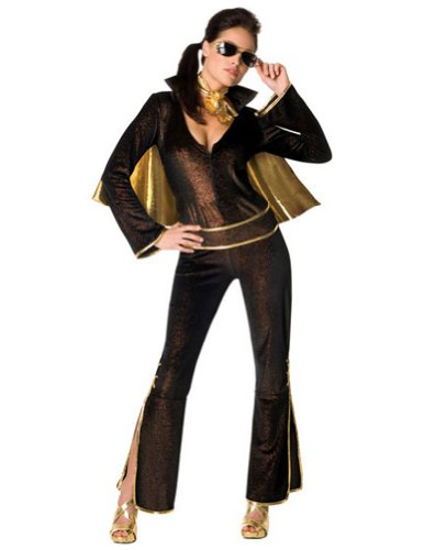 Elvis Female Costume Md Adult Womens Costume