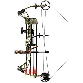 PSE® Brute? Left Hand Field - Ready Bow
