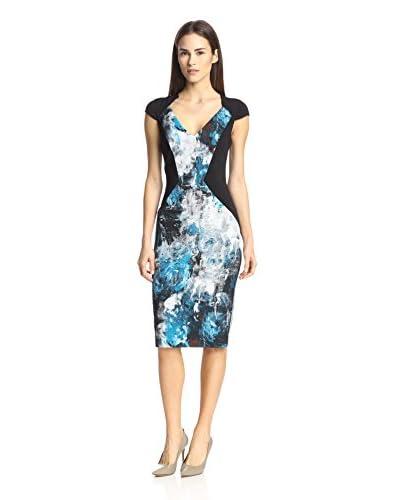 Jay Godfrey Women's Solow V-Neck Sheath Dress