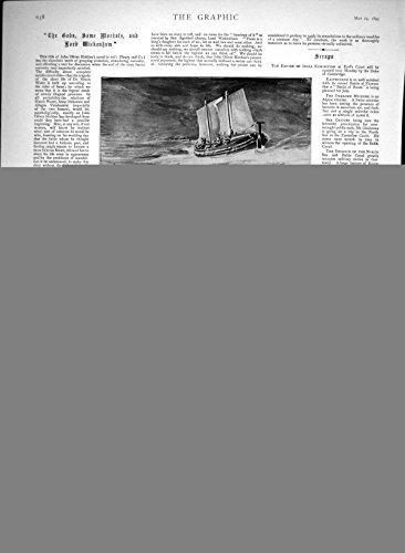 old-original-antique-victorian-print-gales-rescue-deal-lifeboat-luxardos-liquers-geraudeles-pastille