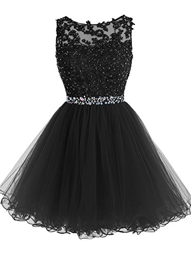 Tideclothes-Short-Beaded-Prom-Dress-Tulle-Applique-Homecoming-Dress