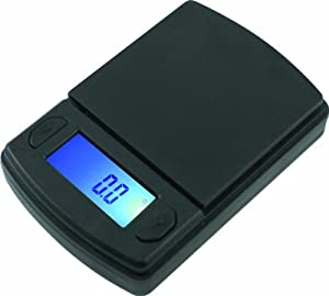 Weigh Masters Precision+ ProDigital Pocket Scale 500g x 0.1g (Black)