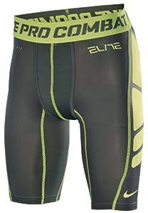"Nike Men's 9"" Pro Combat Elite Hypercool Compression Shorts"