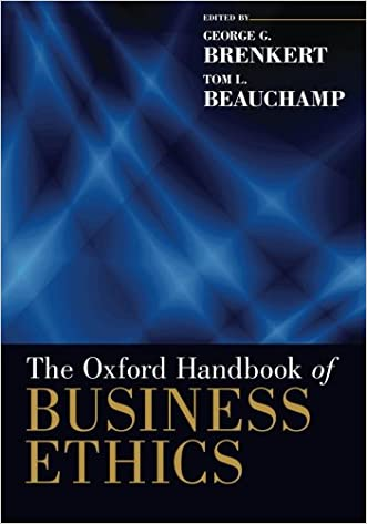 The Oxford Handbook of Business Ethics (Oxford Handbooks)