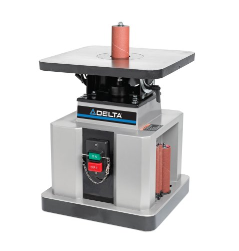 Delta-Woodworking-31-483-Heavy-Duty-Oscillating-Bench-Spindle-Sander-12-HP-115-volt
