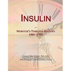 Insulin Timeline | RM.