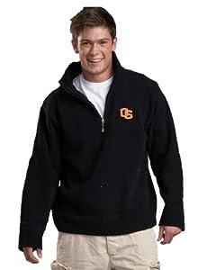 NCAA Oregon State Beavers Kashwere U Half Zip Pullover by Kashwere U