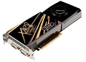 PNY VCGGTX275XPB XLR8 GTX 275 896MB DVI + DVI + Graphics Card