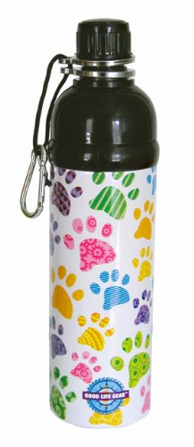 long-paws-pet-supplies-uk-water-bottle-puppy-paws-500ml-42795
