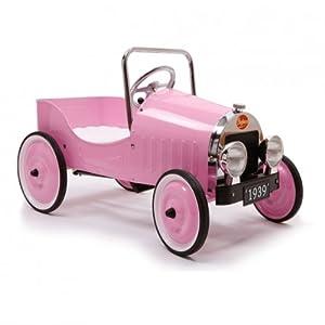 Baghera Classic Ride in Car, Pink