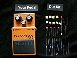 Boss DS-1 Distortion Supreme Mod Kit for DS1