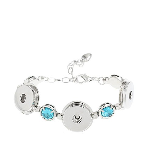 [Mr Rabbit Stainless Steel Starter Charm Fits Pandora Jewelry Button Bracelets] (Homemade Punk Rock Costumes)