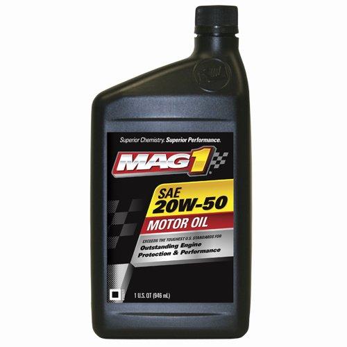 Cheap Motor Oil Mag 1 800 Sae 20w 50 Motor Oil 1 Quart Case Of 12