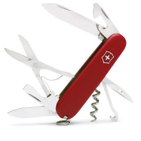 Victorinox Swiss Army Climber II Pocket Knife