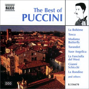The Best Of - The Best Of Puccini