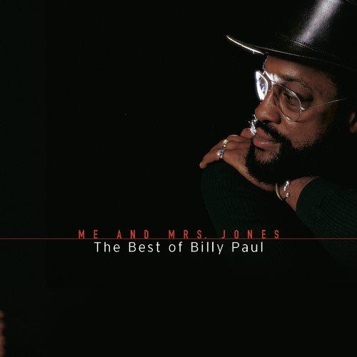 CD : Billy Paul - Me And Mrs Jones: The Best Of Billy Paul (CD)
