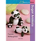 "Sugar Animals (Twenty to Make)von ""Frances McNaughton"""