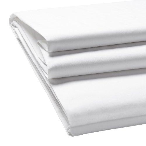Walimex Fond en tissu 2,85x6 m, blanc uni