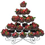 5 Tier - 41 Count, Cupcake Desert Tower Stand