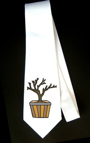 Bonsai Necktie