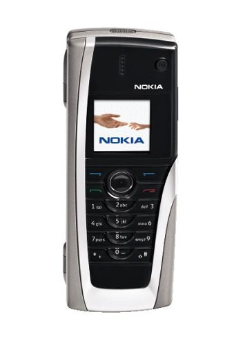 Nokia 9500 Unlocked Smartphone  3G, Wi-Fi, MP3/Video