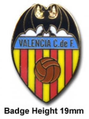 Valencia CF Crest Badge