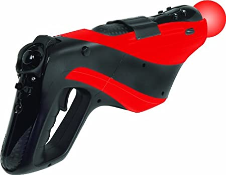 PS3 Move Quick Shot Gun
