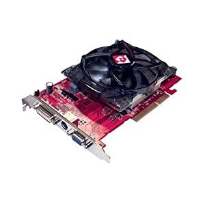 Diamond ATI Radeon HD 4650 AGP 512MB GDDR2 Video Card