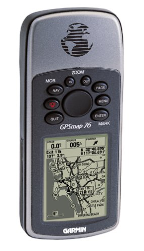 Garmin GPSMAP 76 Waterproof Handheld GPS