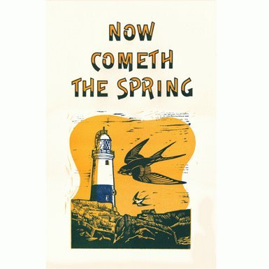 Now Cometh The Spring Print