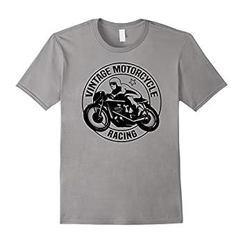 Vintage Classic Motorcycle Racing Tshirt