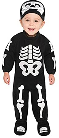 Infant Sized Bitty Bones Costume